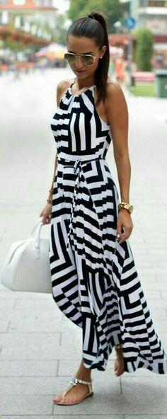 Hermoso y cómodo vestido