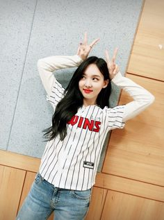 Twice-Nayeon 180401 JYP Official update Kpop Girl Groups, Korean Girl Groups, Kpop Girls, Warner Music, Nayeon Twice, Twice Kpop, Tzuyu Twice, Im Nayeon, Dahyun