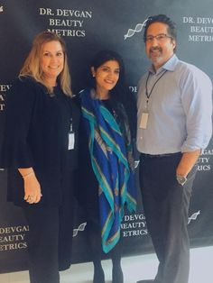 "Antimarino and Pamela attended Dr. Lara Devgnan's ""Beauty Metrics"" course where they expanded their skillset into injectable rhinoplasty, tear trough augmentations, and more! Click the link to see a full list of the injectable procedures offered. Tear Trough, Board Certified Plastic Surgeons, Rhinoplasty, Plastic Surgery, Announcement, Windbreaker, Spa, Link, Beauty"