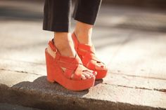 orange wedge.