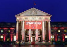 Seit 24 Jahren verleiht COSMOPOLITAN den Prix de Beauté. Nicht im Kurhaus, aber in Wiesbaden. Kongress oder Oscar - wer war zu erst da?