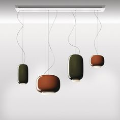 Chouchin Mini 1 Pendant by Foscarini — ECC Lighting & Furniture