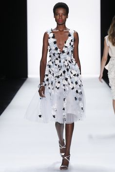 Badgley Mischka Spring 2016 Ready-to-Wear Collection Photos - Vogue