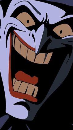 Batman The Animated Series Batman Poster, Batman Art, Joker Cartoon, Joker Wallpapers, Batman Joker Wallpaper, Joker And Harley Quinn, Joker Joker, Joker Film, Joker Dc Comics