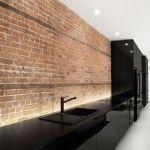 Siyah Mutfak Tasarımları | | Dekorasyon Cini