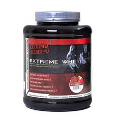 Extreme Nutrition Extreme Whey contains a full spectrum of amino acids and is particularly high in BCAA's and glutamine helping in building lean muscle tissue and post exercise recovery.