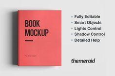 Thumb Bookcover Mockup
