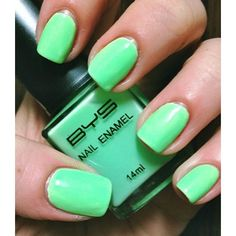 StefaNails swatchs our BYS Cosmetics 'Steal The Limelight' Polish. Shop it for $3.95 here - http://www.fashionaddict.com.au/bys-nail-polish-steal-the-limelight.html
