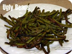 Ugly Beans -- Better than Fries!