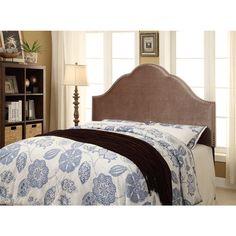 fb46c64f8f1d Arizona Queen Upholstered Headboard ~ OVERSTOCK.COM, $260