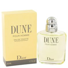 Dune By Christian Dior Eau De Toilette Spray 1.7 Oz