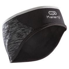 Hoofdband en oorwarmer voor hardlopen zwart Warm Headbands, Running Headbands, Running Jacket, Running Tights, Coral, Online Checks, Black Tights, Running Women, Led