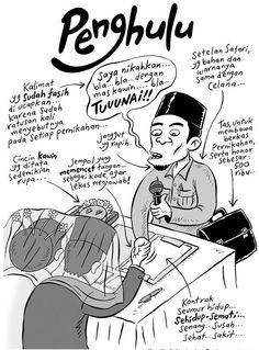 Mice Cartoon, 100 Tokoh Mewarnai Jakarta - 2008: Penghulu