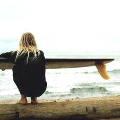 One day I'll be a surf girl.. :)