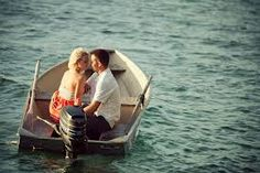 boat engagement photos - Google Search