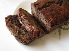 banana espresso chocolate chip bread    http://everybodylikessandwiches.com/2011/08/banana-espresso-chocolate-chip-bread/#