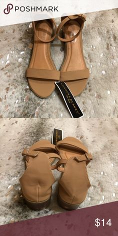 28cea22c61e NWT Nude Sandals Size 7 NWT Nude Sandals Size 7 Shoes Sandals