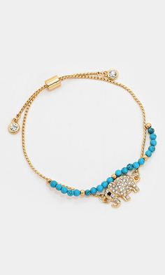 Turquoise Ellie Bracelet