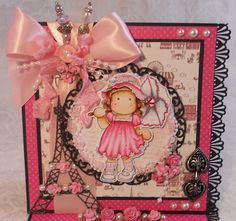 ScrapbookFashionista Designs by Rina: Simply Magnolia DT Call Entry