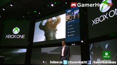 Xbox One Next Gen Console Entertainment Functionality Detailed By Micros...