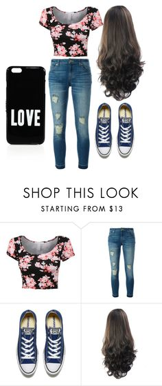 """""""Untitled #204"""" by luvuallthetime on Polyvore featuring MICHAEL Michael Kors, Converse and Givenchy"""