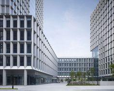 Gallery - Shenzhen Software Industry Base / gmp architekten - 4
