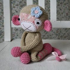 crochet pattern-Berroco--pretty!.