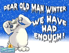 Dear Old Man Winter Pictures, Photos, and Images for Facebook, Tumblr, Pinterest, and Twitter