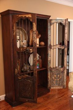 This customer's #Rustic storage fits right in! #FWAS #Nadeau