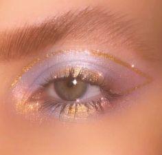 Cute Makeup Looks, Makeup Eye Looks, Eye Makeup Art, Pretty Makeup, Skin Makeup, Makeup Inspo, Makeup Inspiration, Beauty Makeup, Beauty Dupes