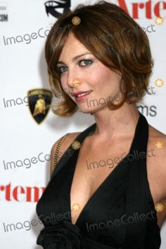 Violante Placido arriving at the screening of Gomorrah at the American Cinemateques New Films from Italy Screening Series at the Egyptian Theater in Los Angeles, CA on November 11, 2008
