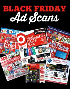 Hurry over HERE to check out the Fred Meyer Black Friday Ad preview 2017!