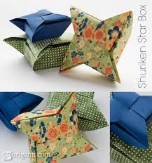 origami box instructions - Google Search
