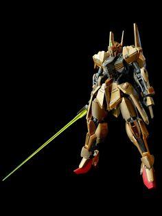 MSN-100-L 百式 ライトアーマー|GN TakumA 擬似太陽炉搭載型さんのガンプラ作品|GUNSTA(ガンスタ)