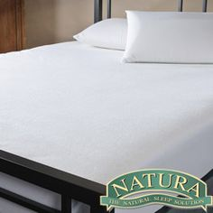 @Overstock - Sleep worry-free with this king-sized waterproof mattress protector from Natura. The soft terrycloth cover fits between your mattress and sheets, protecting you from allergens, bacteria, and dust mites. Machine washable for ease of care.http://www.overstock.com/Bedding-Bath/Natura-Protect-Plus-Waterproof-and-Washable-Queen-King-Cal-King-size-Mattress-Protector/6006876/product.html?CID=214117 $85.49