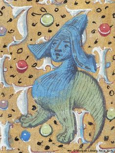 Book of Hours, MS M.175 fol. 39r - Images from Medieval and Renaissance Manuscripts - The Morgan Library & Museum