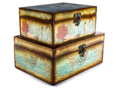 Hobby Lobby Decorative Boxes Nautical Wood Box  Hobby Lobby  Cassidy's Open House  Pinterest