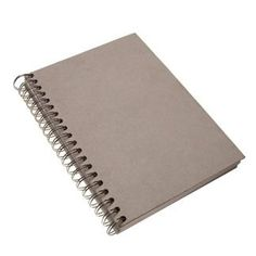 Decorate a regular notebook to turn it into a slam book.