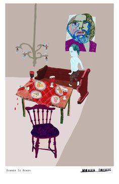 Space Gallery, Snow Queen, Figure It Out, Folk Art, Abstract Art, Banner, Artist, Design Ideas, Magazine