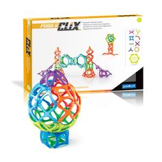 PowerClix Organics 100 Piece Set