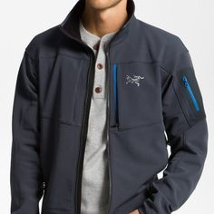 Gamma MX Jacket, uncover more at StyleSeek https://www.styleseek.com/products/outerwear/gamma-mx-jacket-nightshade