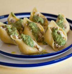 Pasta Dishes, Food Dishes, Savarin, World Recipes, Meatless Monday, Fennel, Gnocchi, Baked Potato, Nom Nom