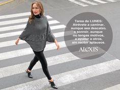 Exitoso inicio de semana, atreve a triunfar, claro siempre con tu mejor #LookAlexis. #Mujer #Chanel #Vogue #Estilo #CDMX #azteca #noticias