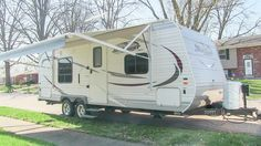 2014 Jayco Jay Flight 22FB Elite travel trailer for sale by owner..SOLD 4/13/2017 HelpSellMyRV.com Louisville Kentucky 502-645-3124