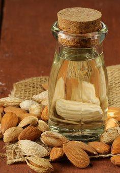 2. Almond Oil
