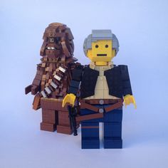 """https://flic.kr/p/rTq71o   """"Chewie, we're home""""   Updated Han Solo for Star Wars Episode VII : The Force Awakens"""