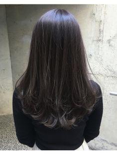 Medium Hair Cuts, Long Hair Cuts, Medium Hair Styles, Curly Hair Styles, Haircuts Straight Hair, Haircut For Thick Hair, Hair Color For Black Hair, Dark Hair, Ulzzang Hair