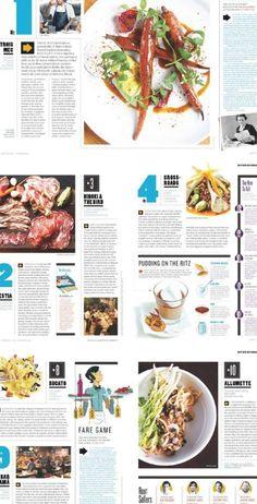 Editorial Design Layouts, Graphic Design Layouts, Food Magazine Layout, Magazine Layout Design, Editorial Design Magazine, Newsletter Layout, Newsletter Design, Newspaper Layout, Newspaper Design