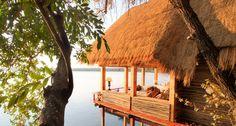The Look Out at Tongabezi Safari Lodge, Zambia