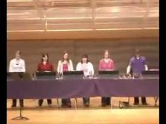 Poker Face on Handbells - YouTube